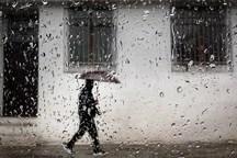 ابرناکی هوا و بارش ها در سمنان ادامه دارد