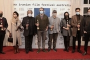 جایزه سفیر استرالیا به محسن تنابنده/ انار طلایی برای