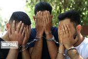 باند حرفهای سارقان در شیراز متلاشی شد