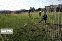 صدرنشینی سپیدرود رشت در مسابقات فوتبال لیگ برتر جوانان گیلان