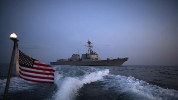 ناپدید شدن یک نیروی دریایی آمریکا در دریای عرب
