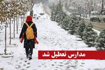 مدارس استان گلستان فردا سه شنبه، 10 بهمن تعطیل است
