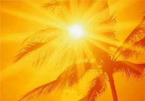 گرمای هوا خوزستان را تعطیل کرد