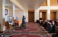 میثاق حوزویان و دانشگاهیان خمین با آرمان های امام