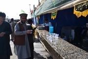 سه هزار زائر پاکستانی اربعین در سیرجان پذیرایی شدند