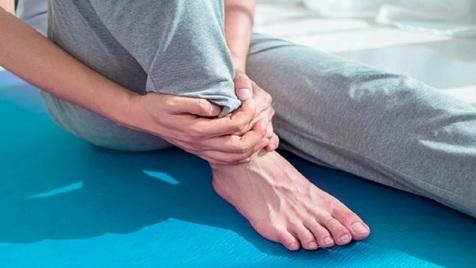 تمرینات ساده برای درمان پیچ خوردگی مچ پا