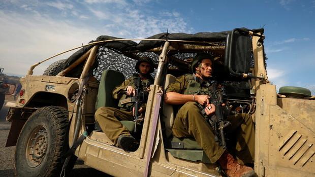 ارتش رژیم اسرائیل یک خودروی صهیونیستها را اشتباهی هدف قرار داد