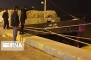 یک شناور باری در بندر خرمشهر از غرق شدن نجات یافت