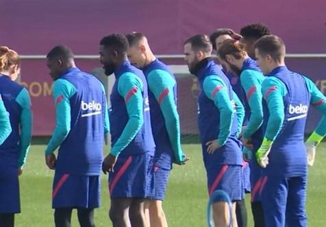 غیبت 3 بازیکن بارسلونا در دیدار مقابل سویا