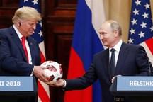 جزئیات مذاکرات پوتین و ترامپ در مورد سوریه
