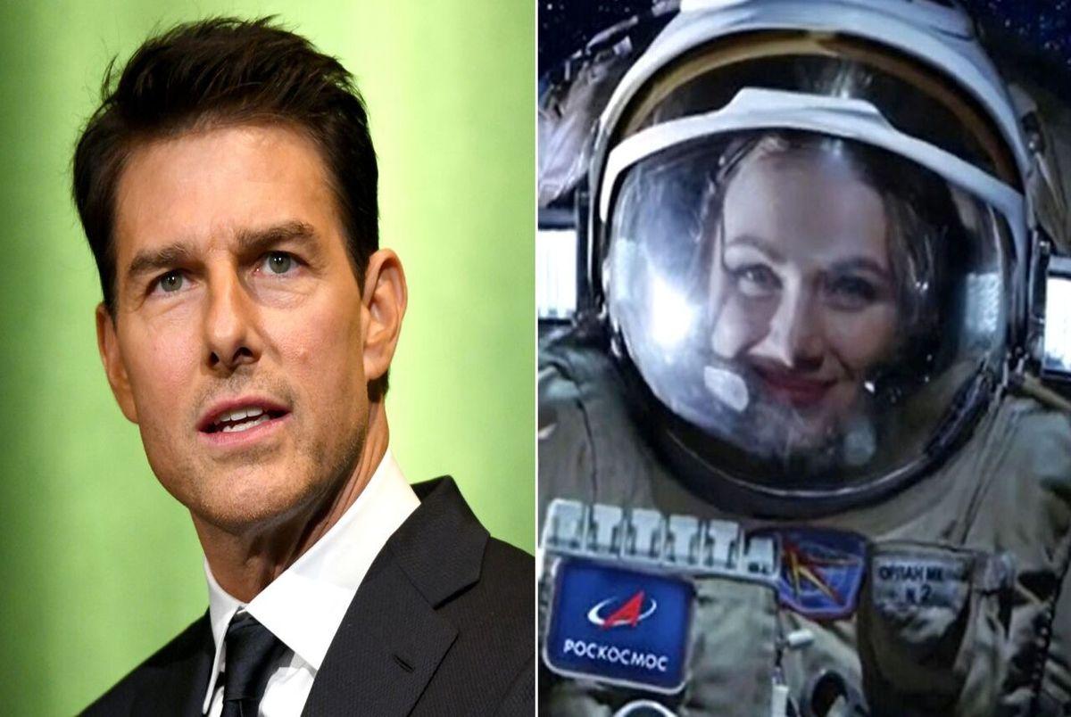 روسها در رقابت با تام کروز/ اولین فیلم در فضا را میسازیم