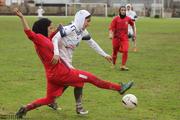 سایپای مشهد قهرمان لیگ دسته اول فوتبال بانوان کشور