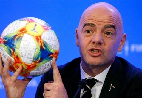 اینفانتینو: ظرفیت ورزشگاه ها در جام جهانی قطر پر می شود