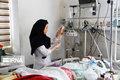 سوالات مربوط به پرستاری از بیماران کرونایی در منزل را از سامانه ۴۱۰۰ بپرسید