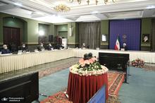جلسه ستاد ملی مقابله با کرونا-27 اردیبهشت