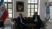 دیدار شهردار اردبیل با سرکنسول ترکیه