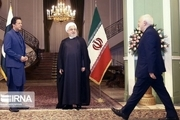 پیام ظریف: دوستی ایران و پاکستان پاینده باد