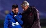 مسی، ناامید از بازگشت روزهای پیش از کرونا در فوتبال