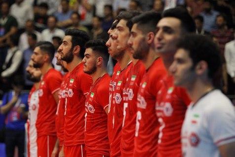 مصدومیت عجیب والیبالیست های ایران در هتل! +فیلم