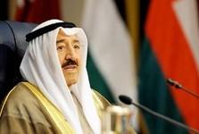 امیر کویت 5میلیون دینار برای مبارزه با کرونا در این کشور کمک کرد