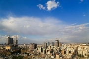 باران هوای کلانشهر مشهد را پاک کرد