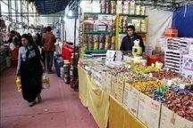 رونق بازار شب عید با برپایی نمایشگاه های بهاره