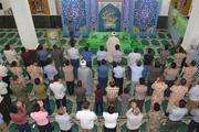 اقامه نماز جماعت در برخی مساجد خرمشهر برخلاف پروتکلها است