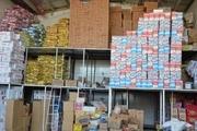 خوراکیهای غیر بهداشتی قاچاق به بازار شیراز نرسید