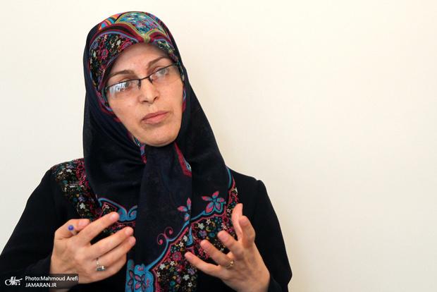 روایت آذر منصوری از دیدار فعالان سیاسی با روحانی
