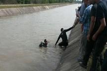 شرکت آبیاری دز نسبت به شنا در رودخانه ها و کانالها هشدار داد
