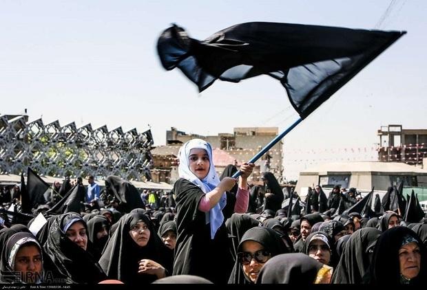 تجمع بین المللی «مادر امت» در تهران برگزار شد