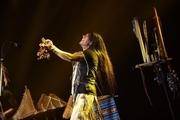 حضور بازیکنان استقلال در کنسرت خواننده اکوادوری