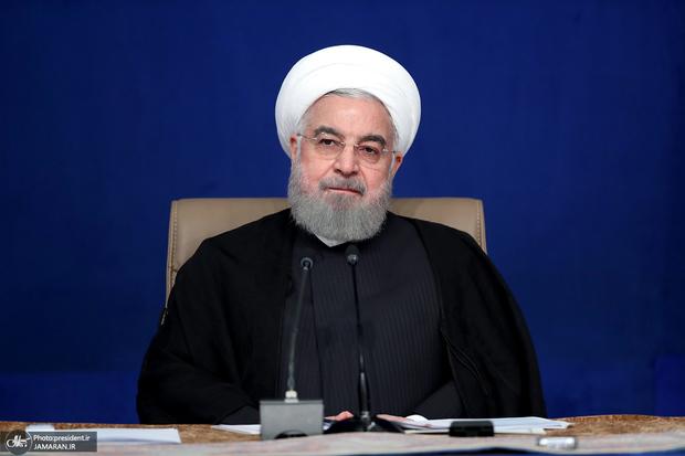 روحانی: از همه پیشنهادات برای حل معضلات استقبال میکنیم