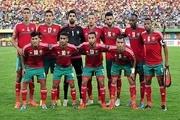 تیم ملی مراکش به مصاف صربستان می رود