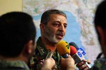 فرمانده کل: راهبرد ارتش ایران در برابر دشمن، ۱۰ در برابر یک است