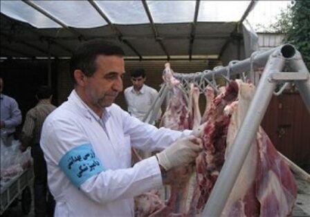 ۳۳ کشتارگاه در فارس آماده ذبح رایگان قربانی است
