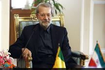 لاریجانی با رئیس کمیسیون امنیت ملی دومای روسیه دیدار کرد