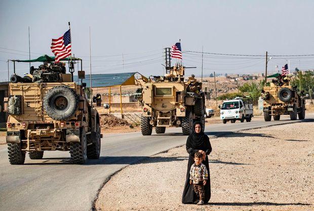 4 نظامی آمریکا در سوریه کشته شدند