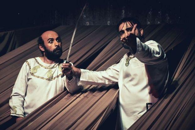 تئاتر امیرکبیر درقم به روی صحنه رفت