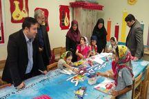 پرتال کودک و نوجوان کانون پرورش فکری گلستان افتتاح شد