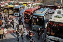 145 هزار مسافر با ناوگان عمومی چهارمحال و بختیاری جابه جا شدند