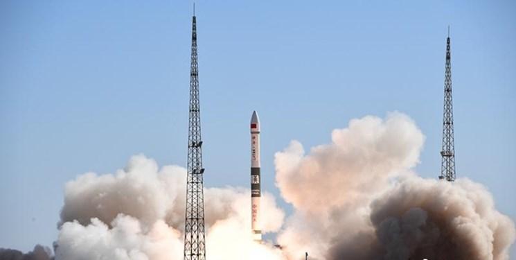 پرتاب ماهواره