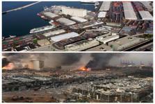 لبنان آوار بیروت را کنار می زند و زخم خود را التیام می بخشد