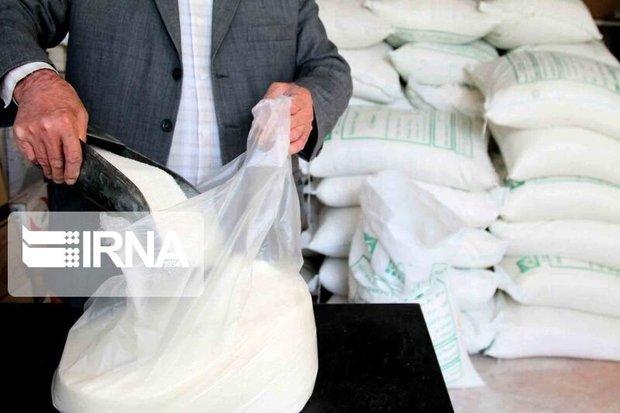 توزیع 150 تن شکر یارانه ای در املش