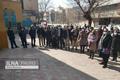 تجمع بازنشستگان بانکها در تهران به خاطر همسانسازی حقوق + تصاویر
