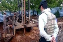 106 حلقه چاه غیرمجاز در مهاباد مسدود شد