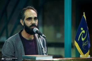 شب شعر در حسینیه جماران