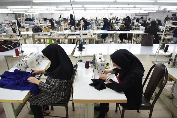 رونق تولید با توسعه صنعت پوشاک