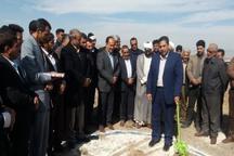 طرح 64واحدی مسکن مهر در بم افتتاح شد