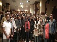 وزیر بهداشت میهمان دانشجویان ایرانی در آخرین شب قرنطینه